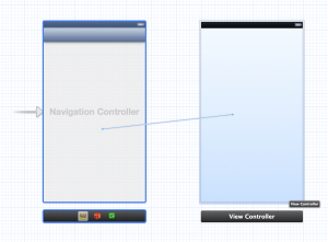 Connection Root View Controller